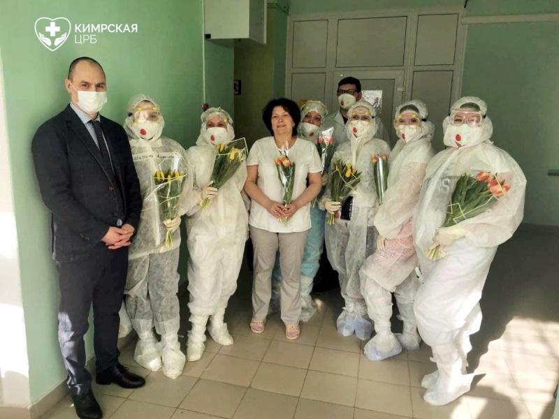 Главврач Кимрской ЦРБ: о людях, больнице и соцсетях   Интервью